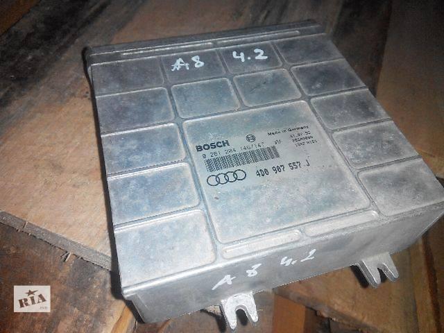 бу б/у Блок управления двигателем VAG 4D0907557J Легковой Audi A8 1998 в Львове