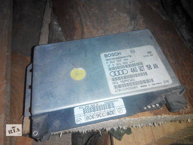 купить бу б/у Блок управления коробкой передач 4a0927156n Легковой Audi 1995 в Львове