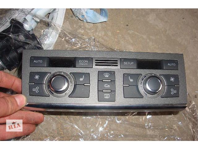 купить бу Б/у Блок управления печкой климатконтролем 4F1820043S к Audi A6 2006 года в Тячеве