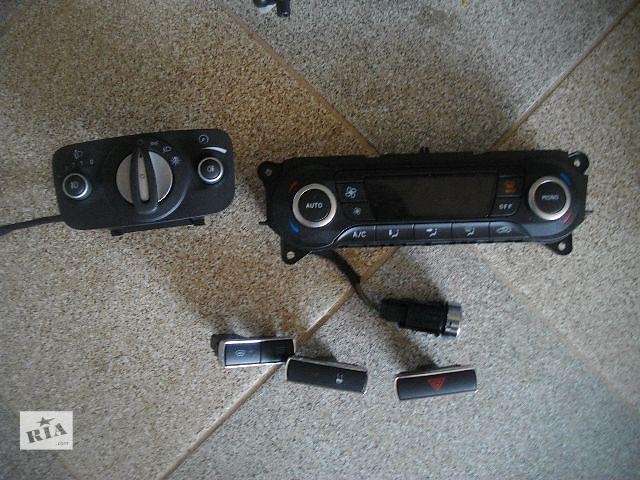 продам Б/у блок управления печкой/климатконтролем для легкового авто Ford Mondeo 2011 бу в Львове