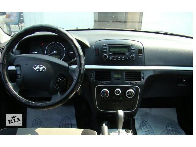 продам Б/у блок управления печкой/климатконтролем для легкового авто Hyundai Sonata 2007 бу в Дубраве (Житомирской обл.)