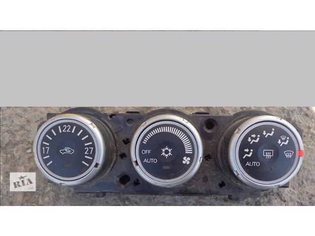 купить бу Б/у блок управления печкой/климатконтролем для легкового авто Mitsubishi Lancer X 2008 в Клевани