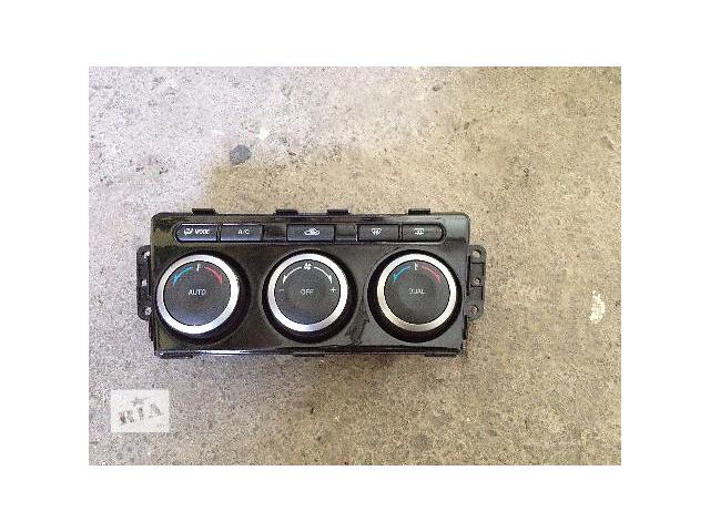 купить бу Б/у блок управления печкой/климатконтролем для седана Mazda 6 2010 в Ровно