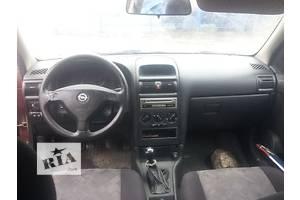 б/у Блок управления печкой/климатконтролем Opel Astra G