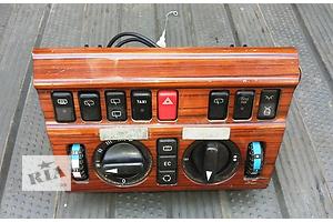 б/у Блок управления печкой/климатконтролем Mercedes 124