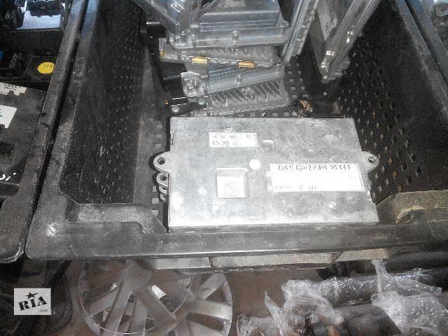 бу б/у Блок управления стояночного тормоза 4F0907801 Легковой Audi A6 2008 в Львове