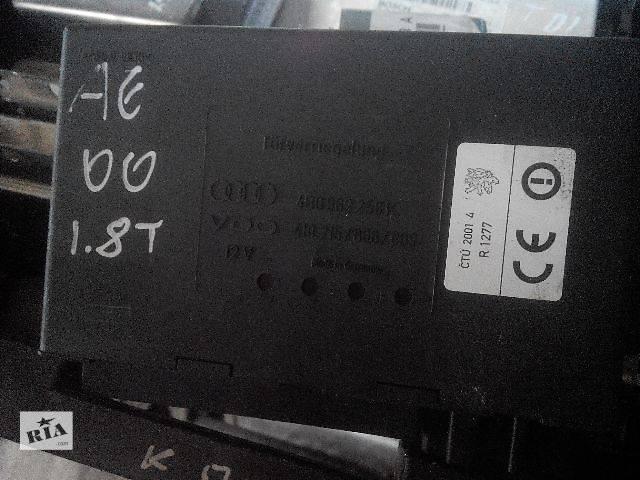 купить бу б/у Блок управления центральным замком 4B0962258K Легковой Audi A6 2000 в Львове