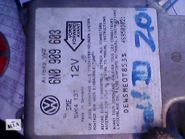 бу Б/у блок управління airbag для легкового авто Volkswagen Golf IIІ 1997 в Ивано-Франковске