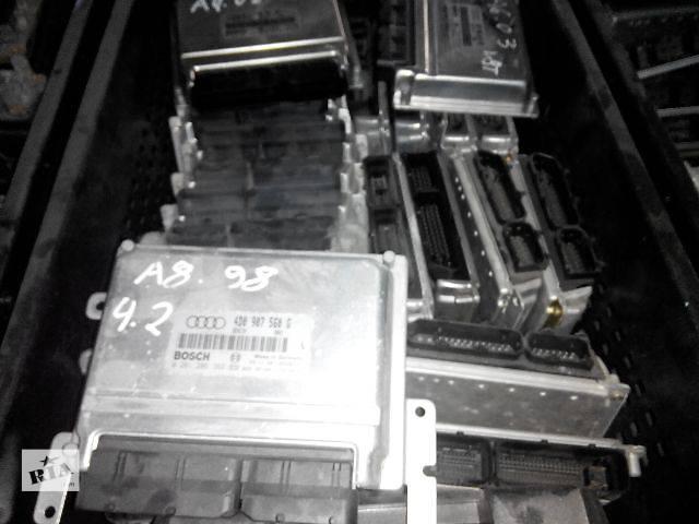 купить бу Б/у Блок управління двигуном 4d0907560 Легковой Audi A6 в Львове