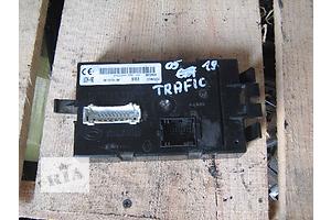 б/у Блоки управления Renault Trafic