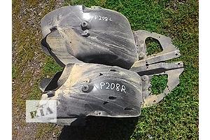 б/у Брызговики и подкрылки Peugeot 208