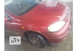 б/у Брызговики и подкрылки Opel Astra G