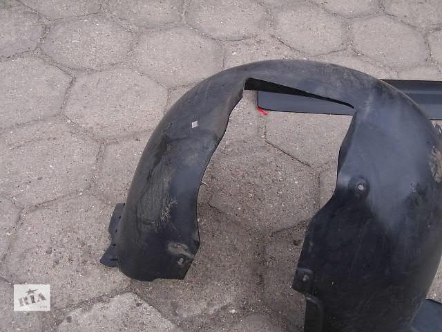 купить бу Б/у брызговики и подкрылки Volkswagen Caddy 2004-14 в Луцке