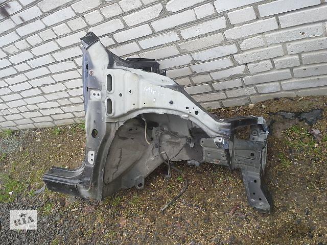 купить бу Б/у четверть автомобиля для легкового авто Nissan Micra 2006 в Луцке
