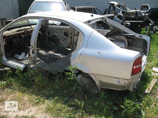 купить бу Б/у четверть автомобиля для легкового авто Skoda Octavia Tour в Луцке
