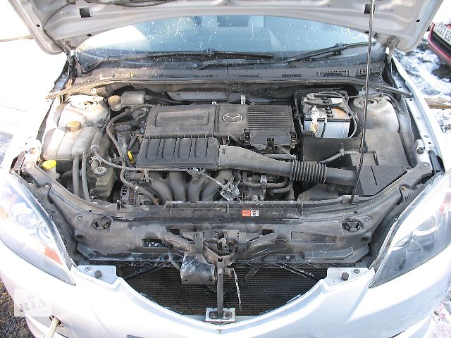 купить бу Б/у датчики и компоненты для легкового авто Mazda 3 2006 в Луцке