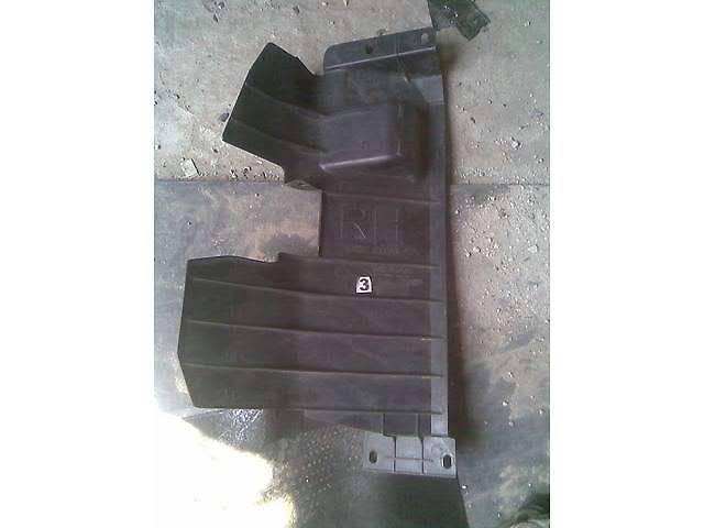 б/у дефлектор радиатора Легковой Nissan Qashqai 2008- объявление о продаже  в Запорожье