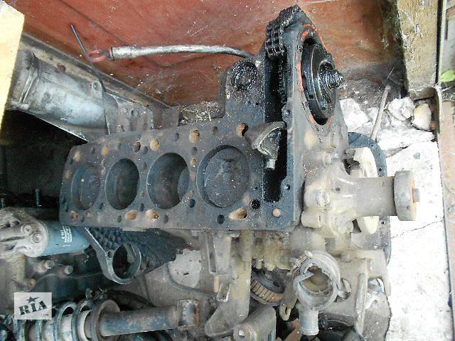 бу б/у Деталі двигуна Блок двигуна Легковой Mercedes 206 пасс. в Ужгороде