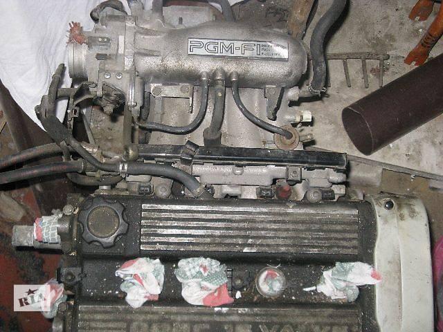 купить бу б/у Деталі двигуна Двигун Легковий Honda Civic 1996 в Львове