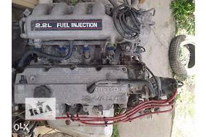 б/у Деталі двигуна Двигун Легковий Mazda 626 Седан 1991