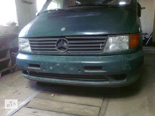 б/у Деталі кузова Капот Легковий Mercedes Vito Вантажний 2000- объявление о продаже  в Чопе