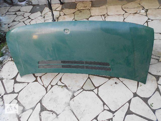бу б/у Деталі кузова Капот Легковий Mercedes Vito Вантажний 2000 в Чопе