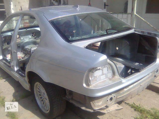бу б/у Деталі кузова Крило переднє Легковий BMW 5 Series (все) 2002 в Ужгороде