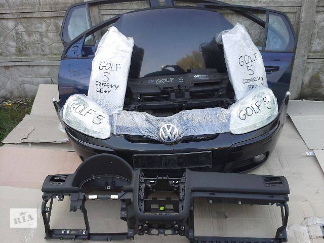 купить бу б/у Деталі кузова Крило переднє Легковий Volkswagen Golf VI 2008 в Львові