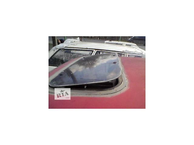 б/у Деталі кузова Люк Легковий  BMW 525 E12 1977р 3,5 бензин Седан 1977- объявление о продаже  в Ивано-Франковске
