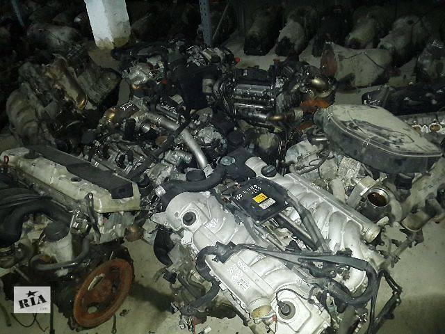 купить бу Б/у Детали двигателя двигатель 2.7cdi Легковой Mercedes E-Class 2005 в Львове