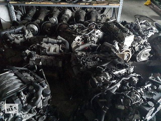 бу Б/у Детали двигателя Блок двигателя 4.3 Легковой Mercedes ML-Class 2008 в Львове