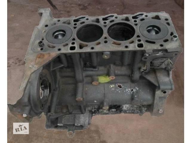 бу Блок цилиндров двигателя в сборе (пенек) Форд Транзит 2,5 Д 2,5 ТД с 1986-2000 гг Хорошее состояние  в Виннице