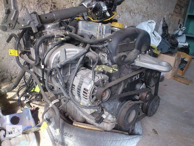 бу б/у Детали двигателя Блок двигателя Легковой Chevrolet Lacetti 2007 в Виннице