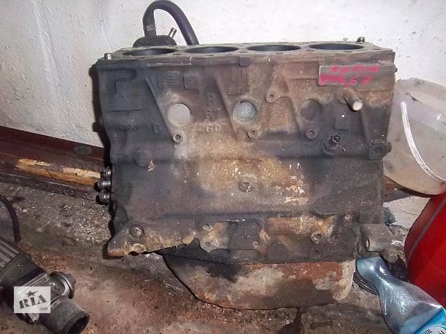 купить бу б/у Детали двигателя Блок двигателя Легковой Fiat Ducato 1992 в Тернополе