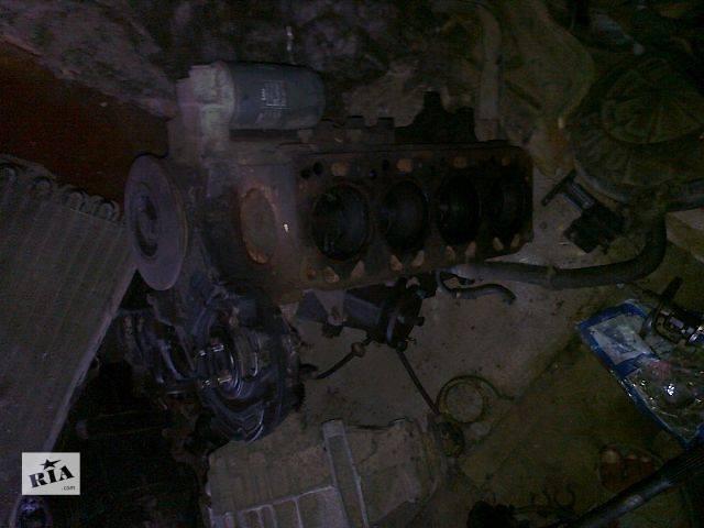 купить бу Б/у Детали двигателя Блок двигателя Легковой Ford Escort 1987 в Ужгороде