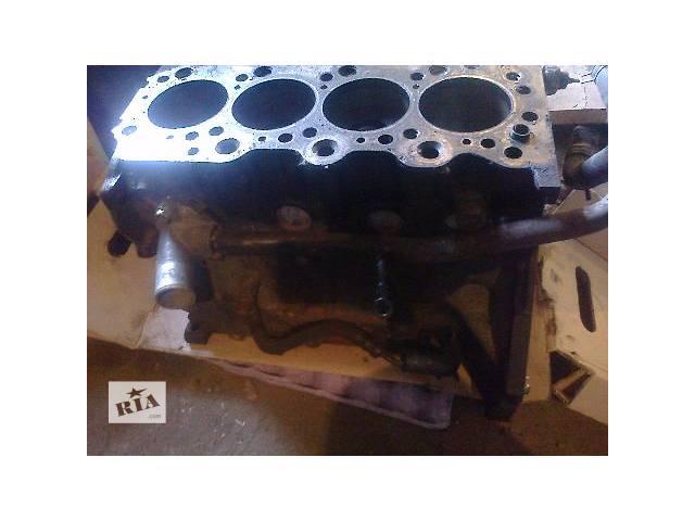 купить бу б/у Детали двигателя Блок двигателя Легковой Opel Combo в Луцке