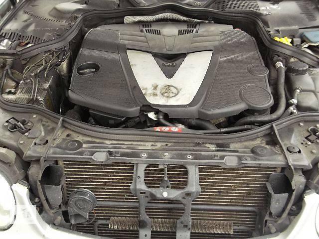 бу Б/у Детали двигателя Двигатель 2.8 CDI Легковой Mercedes E-Class 2005 в Львове