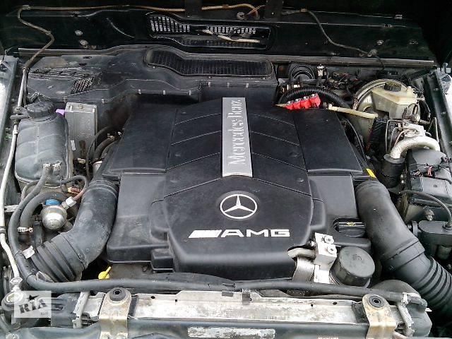 продам Б/у Детали двигателя Двигатель 5.0 benz Легковой Mercedes G-Class 2002 бу в Львове