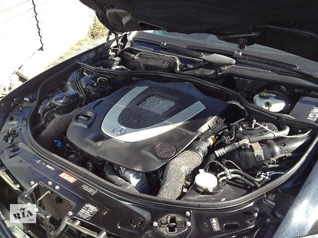 купить бу Б/у Детали двигателя Двигатель 5.5 Легковой Mercedes S-Class 2008 в Львове