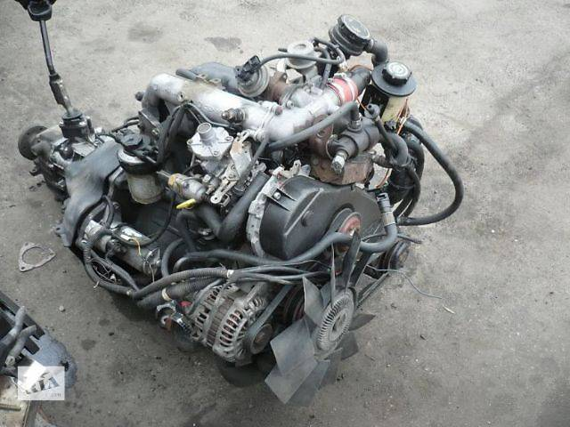 бу Двигатель в сборе с коробкой 2,5 Д Форд Транзит до 2000 г Хорошее состояние в Виннице