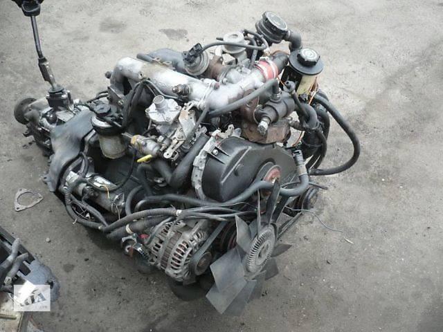 бу Двигатель в сборе с коробкой на Форд Транзит 2,5 Д Хорошее состоянии в Виннице