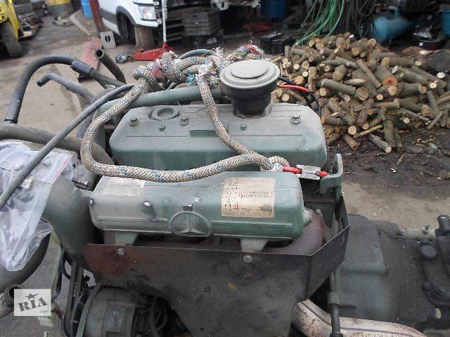 бу б/у Детали двигателя Двигатель Автобусы Mercedes 811 1990 в Берегово