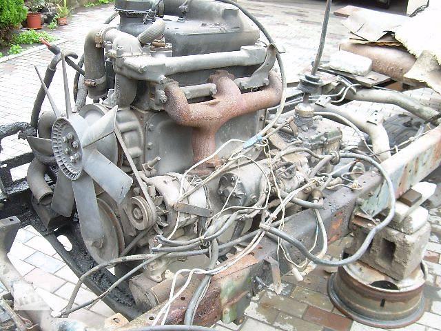 бу б/у Детали двигателя Двигатель Грузовики Mercedes 508 Микроавтобус 1980 в Днепре (Днепропетровск)