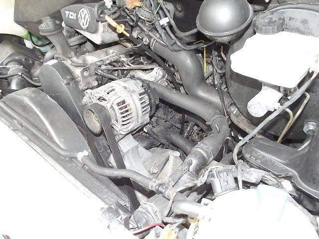 купить бу б/у Детали двигателя Двигатель Автобусы Volkswagen LT 2004 в Прилуках