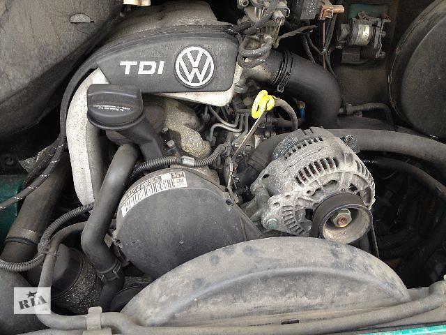 б/у Детали двигателя Двигатель Автобусы Volkswagen LT Грузовой- объявление о продаже  в Прилуках (Черниговской обл.)