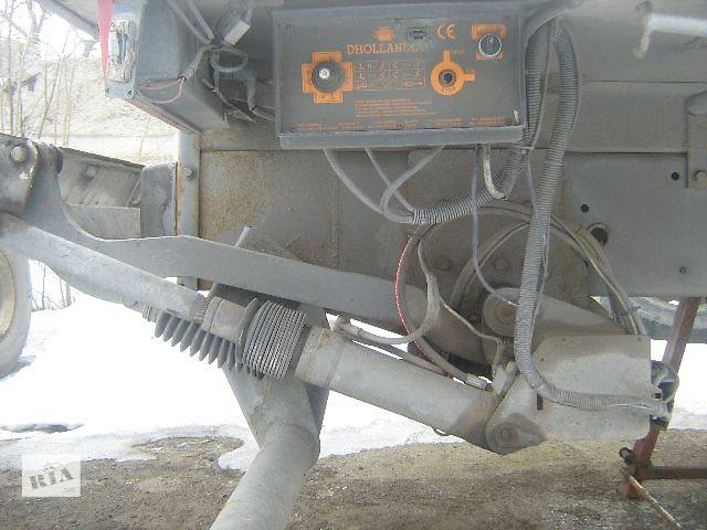 купить бу б/у Детали двигателя Двигатель Грузовики Daf CF в Чернигове