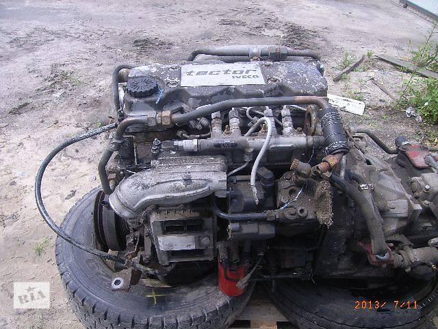 бу б/у  Двигатель Грузовики Iveco 75e17   2001г. в Любомле