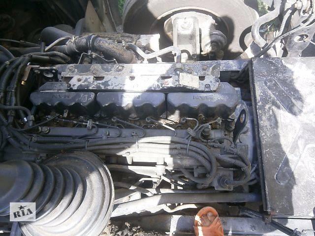 б/у Детали двигателя Двигатель Грузовики MAN 8.163 1998- объявление о продаже  в Бучаче