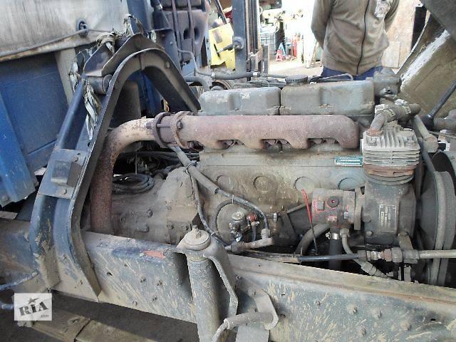 купить бу б/у Детали двигателя Двигатель Грузовики MAN 8 1988 в Берегово