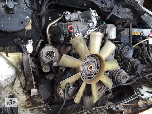 бу Б/у двигатель,двигун,мотор 2,9TDI для грузовика Mercedes Sprinter 1999 в Ровно